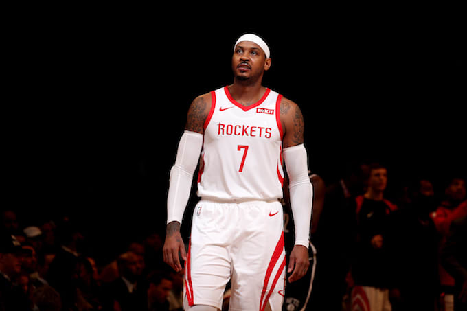 f99e556fa3e82 Multiple Teams Reportedly Interested in Signing Carmelo Anthony ...