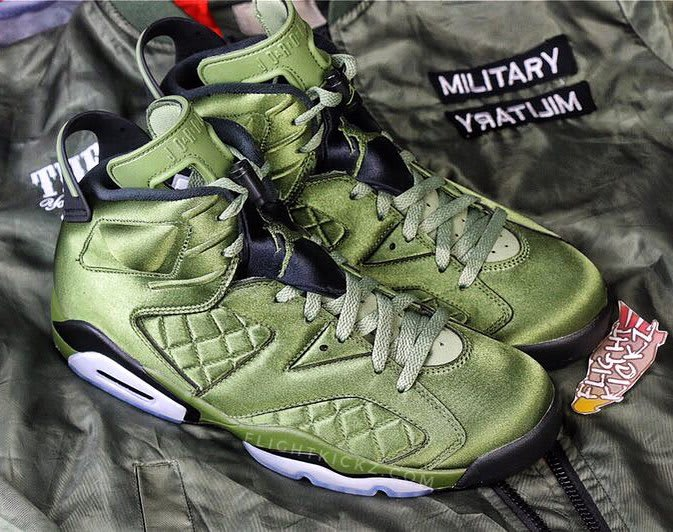 Air Jordan 6 SNL Flight Jacket Release Date (2)