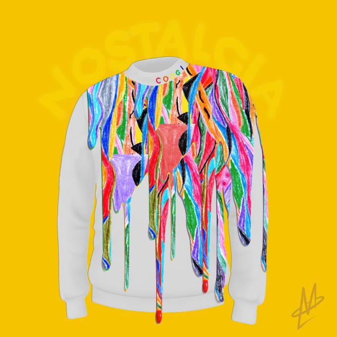 MarcLo Coogi Sweater Nostalgia