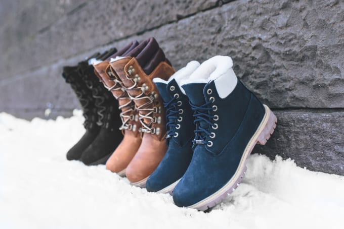 Ronnie Fieg x Timberland Chapter 3 Collection 2