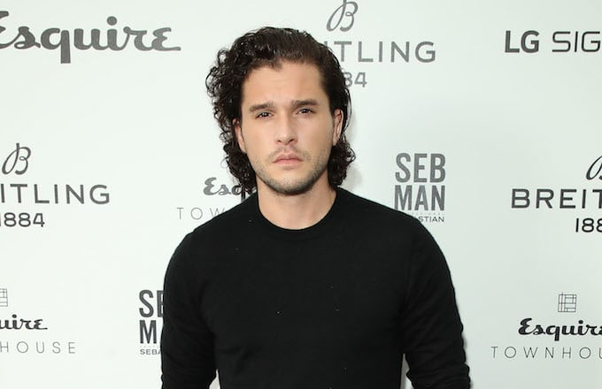 Kit Harington  GOT things