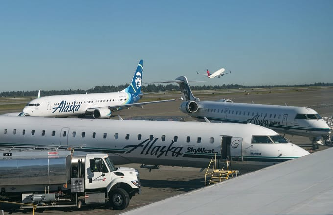 Alasha Airlines