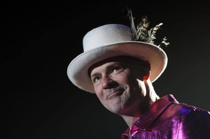 Gord Downie Named The Canadian Press' Newsmaker Of The Year