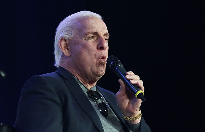This is a photo of Ric Flair.