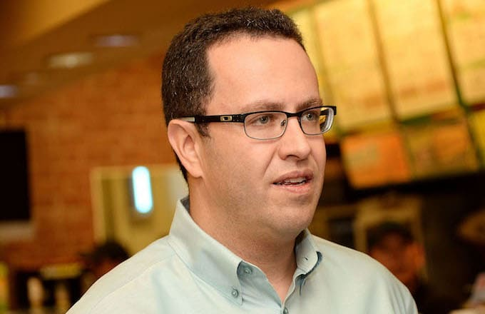 Jared 'The SUBWAY Guy' Fogle