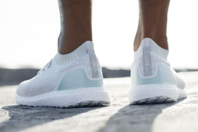adidas And Parley Launch A Sneaker Made From Ocean Plastic