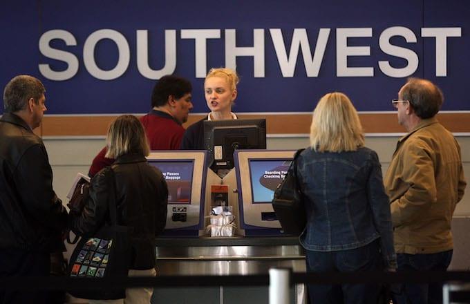 Southwest Airlines Vouchers
