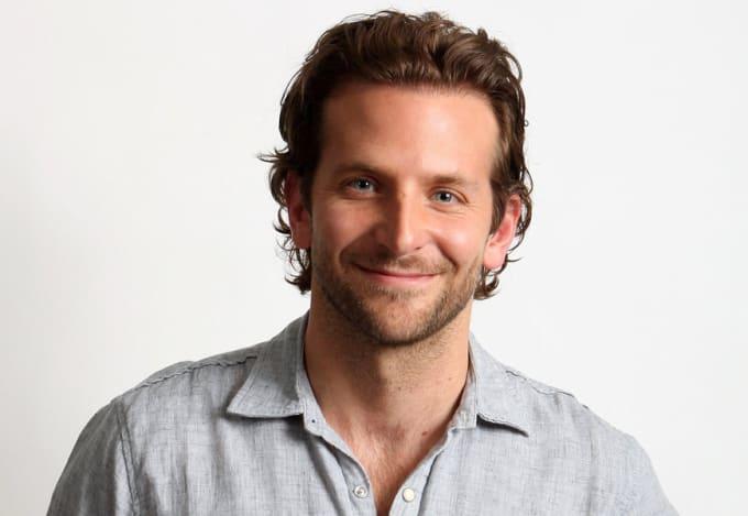 Bradley Cooper Facial Hair