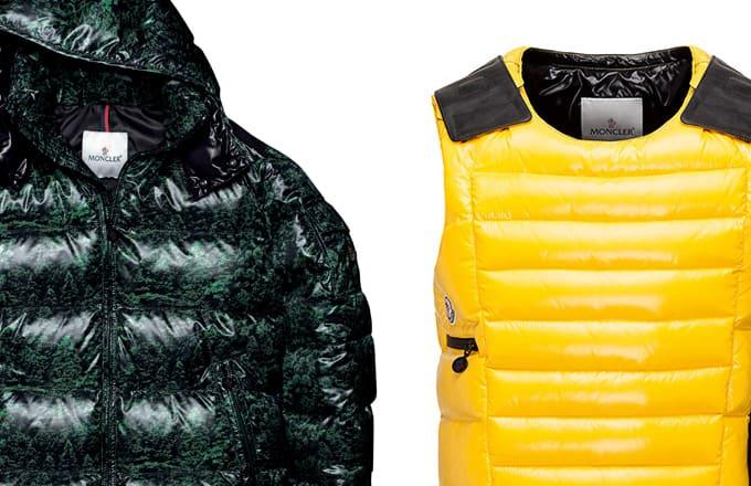 Pharrell's Moncler outerwear