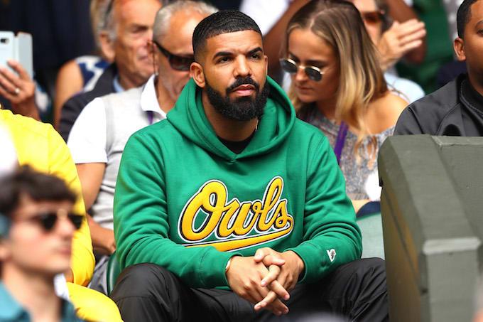 Drake in London