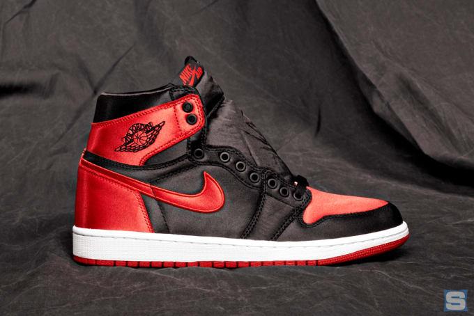 6 Air Jordan 1 Quot Satin Quot Most Expensive Sneakers 2016