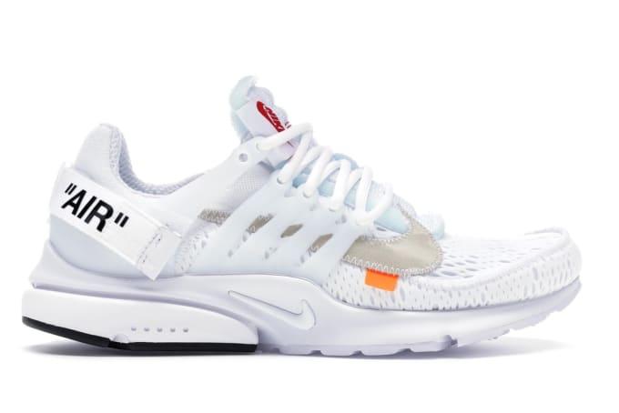 half off 14212 2c988 Off White x Nike Air Presto White