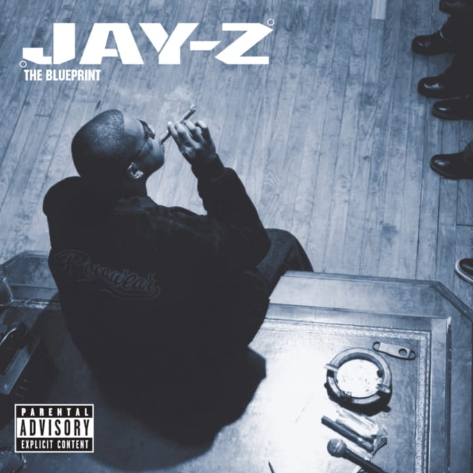 The blueprint 3 2009 the evolution of jay zs cover art from the blueprint 2001 malvernweather Gallery