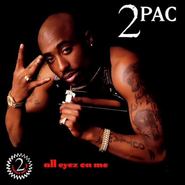 All Eyez On Me Artwork