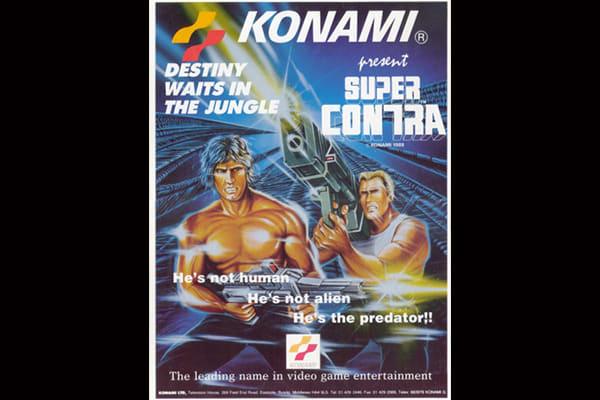 best-old-school-nintendo-games-super-contra