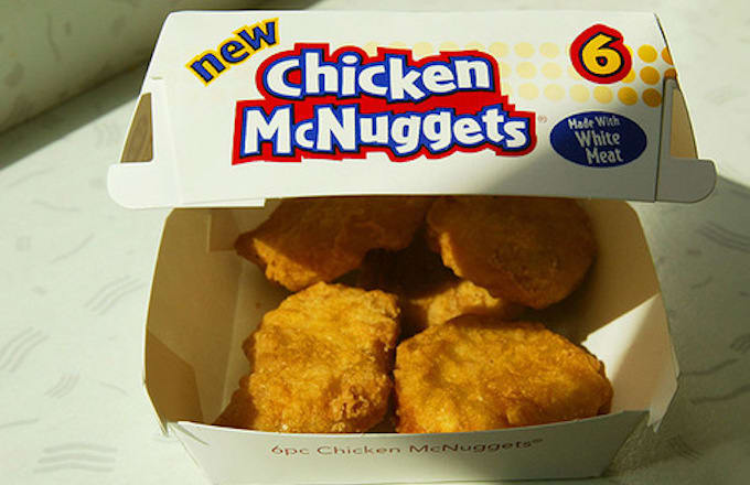 b2035be9ed1 Florida Woman Charged with Prostitution After Agreeing to Have Sex for  25  and Chicken McNuggets