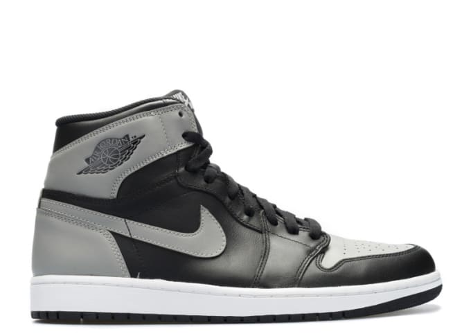 "Air Jordan 1 High OG ""Shadow"""