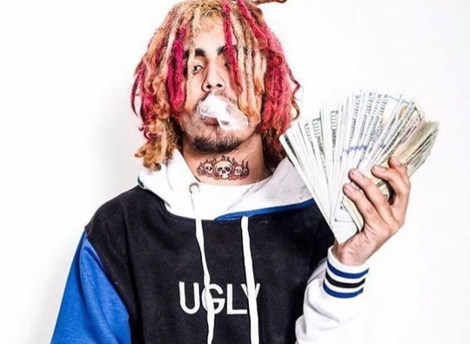 lil pump films himself getting kicked out of hotel complex