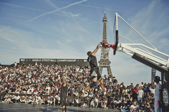 pretty nice 98415 cc3ba Quai 54 Takes Over Paris This Weekend for the Ultimate Celebration ...