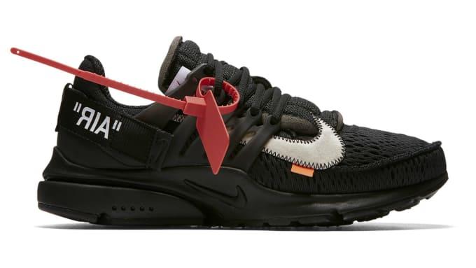 6f0c04ad1f09 Off-White x Nike Air Presto  Polar Opposites Black