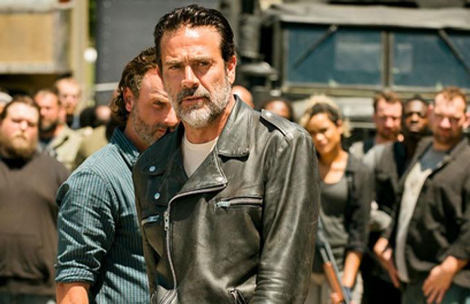 'The Walking Dead' on AMC.