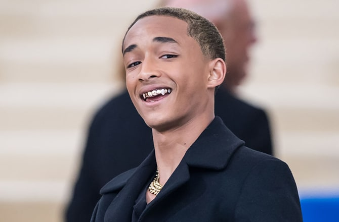 This is a photo of Jaden Smith.