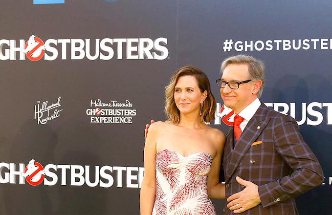 Kristen Wiig and Paul Feig