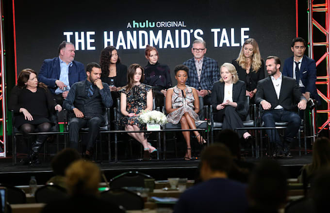 Hulu's 2017 Winter TCA Tour at Langham Hotel
