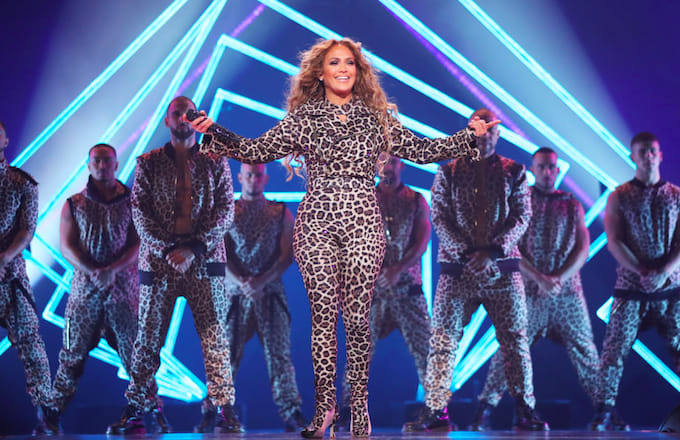 Image result for jennifer lopez vma