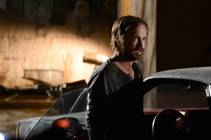 Aaron Paul as Jesse Pinkman in 'Breaking Bad'