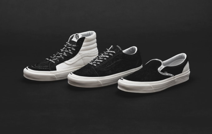 93a4abf1103e56 Footpatrol and Vans VAULT Launch a 3-Piece Collaboration of Classics ...