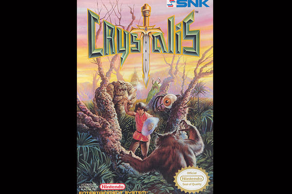 best-old-school-nintendo-games-crystalis