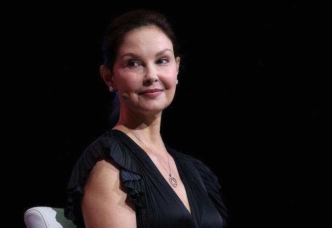 Ashley Judd Sue Weinstein
