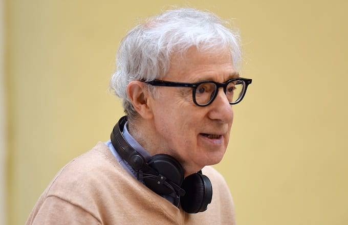 Woody Allen Supports #...