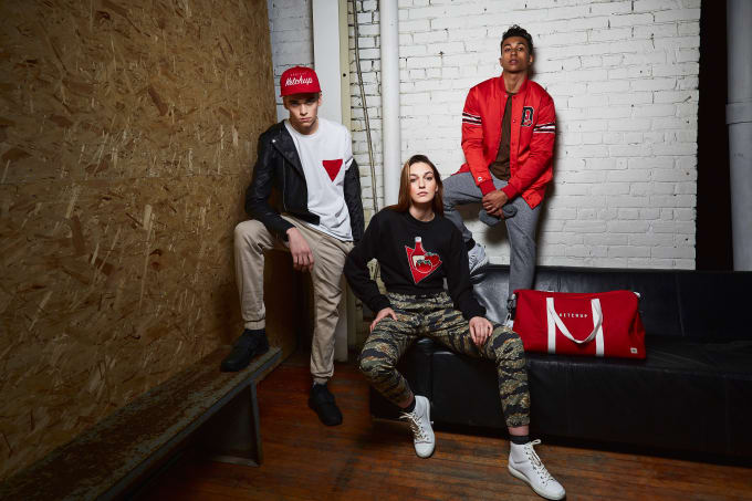 PROMO: Doritos® Canada Is Releasing The Clothing Line You Never Saw Coming