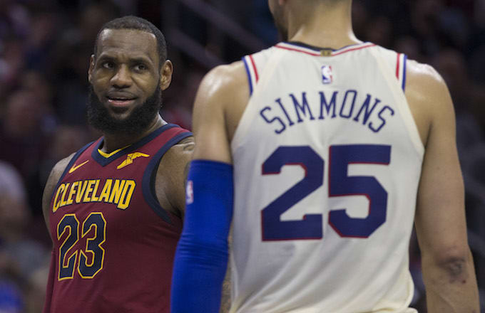 f5f2106c82c LeBron Is Developing a Show  Inspired  by Ben Simmons  Life