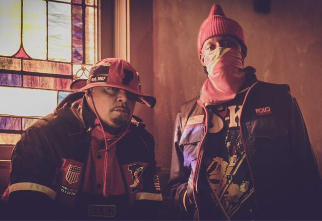 DJ Muggs x Mach-Hommy