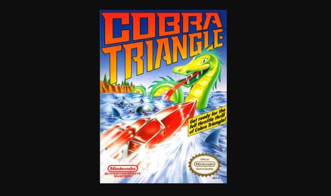 best-old-school-nintendo-games-cobra-triangle