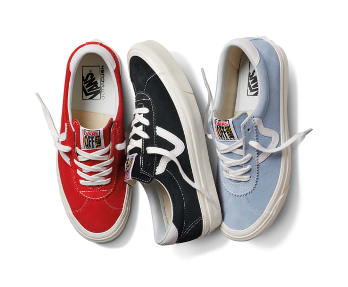 96cf2dae14ea Head Back to Anaheim Factory with Vans  New Style 73 DX Release ...
