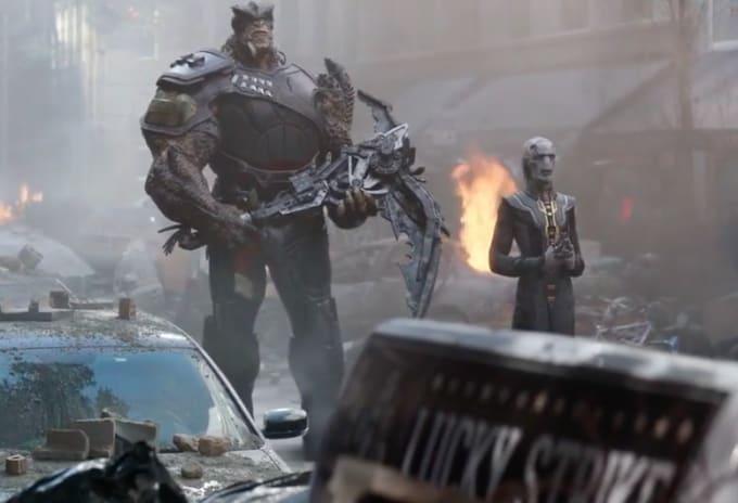 Cull Obsidian and Ebony Maw in 'Infinity War'