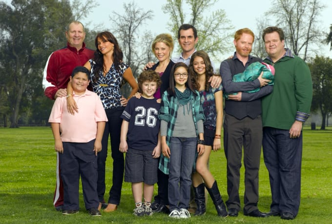 funniest-tv-comedies-modern-family