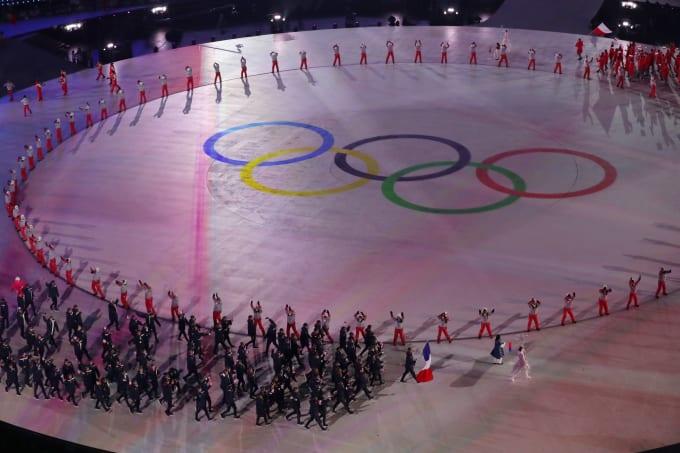 Opening Ceremonies Winter Olympics 2018 Pyeongchang