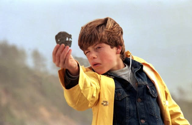 A photo of Sean Astin in Goonies.