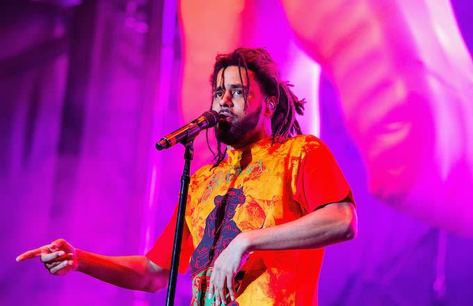 J Cole Announces New Track Middle Child Complex