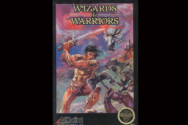 best-old-school-nintendo-games-wizards-warriors