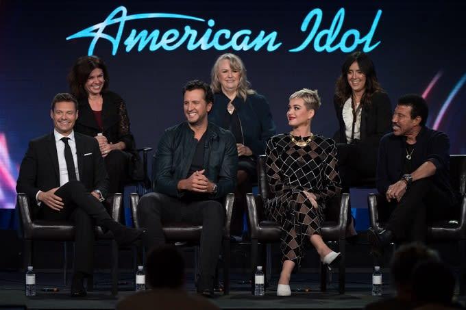 The new 'American Idol' squad