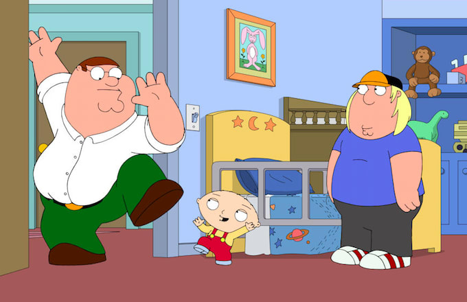 fox reportedly developing family guy film complex