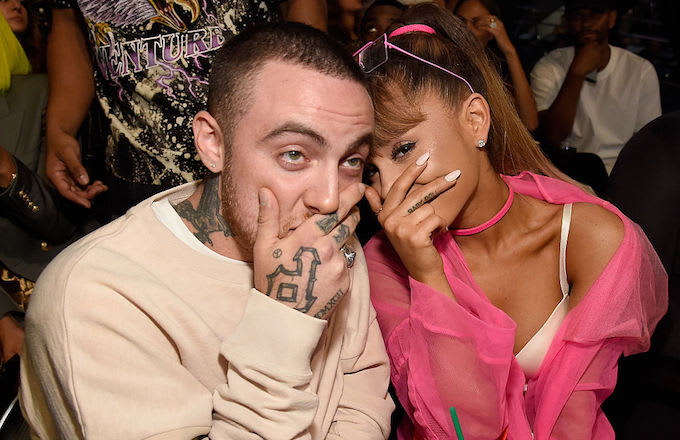 Ariana Grande new song about Mac