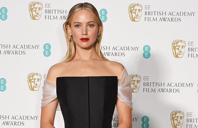 This is a photo of Jennifer Lawrence.