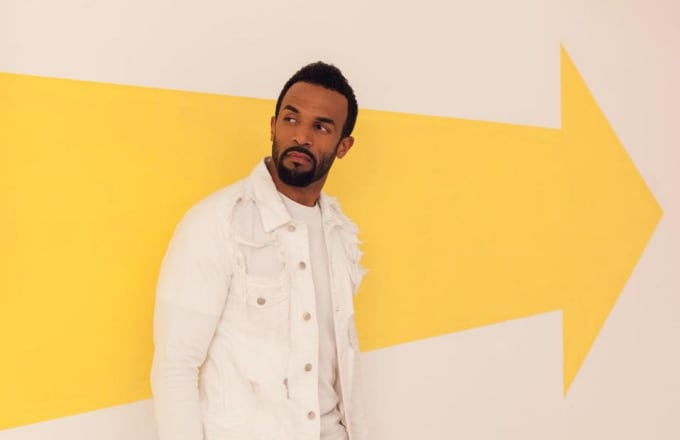 Craig David – number one